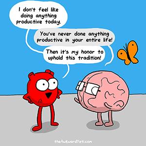 Praten met het hart